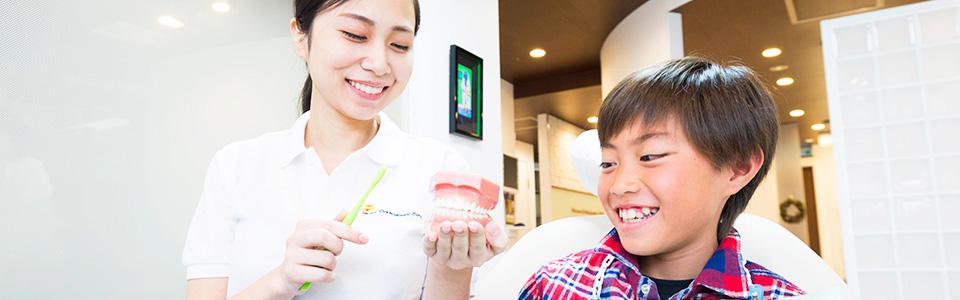 矯正中の虫歯予防